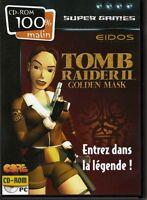 Tomb Raider II (PC) Games Gaming CD ROM