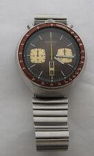 Vintage Seiko Chronograph Watch Repair Service