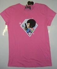 "Tokidoki "" Girl With Gun""  - T-Shirt  - Small  -  NWT"