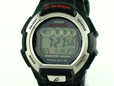 CASIO G-Shock GW-810-1 Solar Atomic Digital Black Resin Band