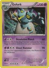 Golurk Holo Rare Pokemon Card BW6 Dragons Exalted 59/124