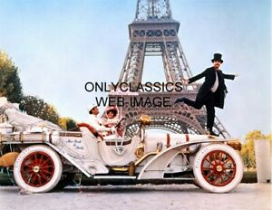 THE GREAT RACE NEW YORK TO PARIS POSTER Tony Curtis Natalie Wood Eiffel Tower
