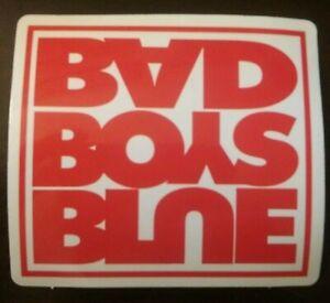 BAD BOYS BLUE logo Vinyl Decal Sticker cc catch london boys modern talking nkotb