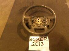 2013 PEUGEOT BOXER 2.2 DIESEL STEERING WHEEL WITH STEERING CONTROLS