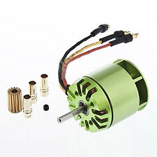 KV4000 14.8V Outrunner Brushless Motor for Trex 450 RC Helicopter Aircraft Witty