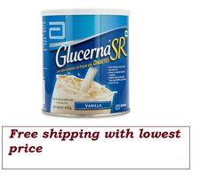 Abbott Glucerna SR- 400gm Nutrition Sucrose Vanilla Powder Low Calorie