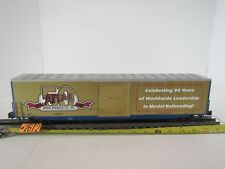 ATLAS O SCALE CELEBRATING 50 YEARS 1949-1999 BOX CAR, NO BOX EXCELLENT CONDITION