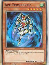 Yu-Gi-Oh - 2x el truco ricos-dey15-ldk2-legendary Deck II Yugi