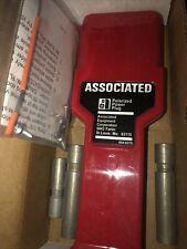 Aircraft Polarized Power Plug  Associated Equipment  054-0270 3Pin Plug housing