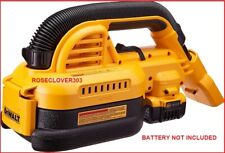 NEW Dewalt DCV517 MAX 20V Cordless Battery Vacuum WITH HEPA FILTER + FREE SHIP
