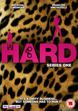 HARD (Natacha Lindinger) - SEASON 1  - DVD - REGION 2 UK