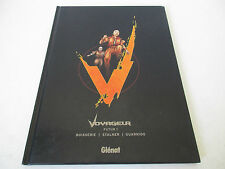 BD VOYAGEUR FUTUR 1 Boisserie Stalner Guarnido GLÉNAT Edition Limitée Collector
