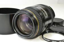 *Top Mint in Hood Filter* Tokina AT-X AF 100mm F2.8 MACRO AF Lens for Nikon JPN