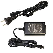 HQRP AC Adapter for Sony Handycam DCR-SX73 DCR-SX85 DCR-SX73E DCR-SX85E
