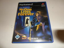 PlayStation 2  PS 2  No One Lives Forever: The Operative (5)