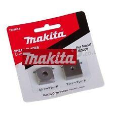 MAKITA SHEAR BLADE SET FOR JS3200 AND JS3201 NIBBLER  792287-5