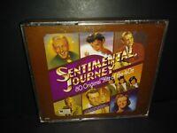 Sentimental Journey 80 Original Hits of the 40s Reader's Digest CD Set B133