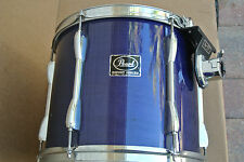 """ADD this PEARL 12"""" EXPORT BLUE LACQUER RACK TOM to YOUR DRUM SET TODAY! #C20"""