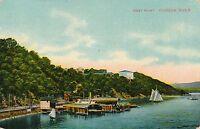 HUDSON RIVER NY – West Point Hudson River - 1911