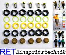 Reparaturkit O-Ringe Filter Einspritzdüsen BOSCH 36 Teilig für 6 Zyl