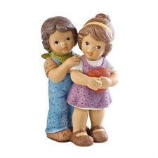 Nina & Marco Pair With Heart Figurine