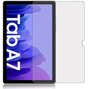 9H Schutzglas Samsung Galaxy Tab A7 10.4 (T500/T505/T507) Hart Glas Full-Cover