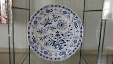 Fine Antique Meissen 'Blue Onion' Pattern Porcelain Serving Tray C 1815+