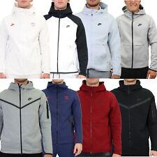 Nike Sportswear Tech Fleece Windrunner Hoodie Fleecejacke Sweat Jacke Herren