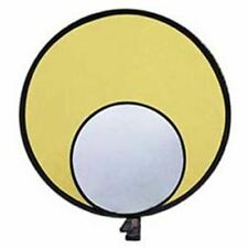 """ProMaster Collapsible Reflector - Silver/Gold - 12"""""""