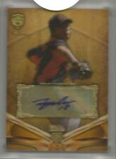 2013 Topps Supreme Baseball Tsuyoshi Wada Autograph Card # 46/50