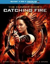 The Hunger Games: Catching Fire (DVD  B Blu-ray