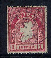 Ireland GV 1922 1d perf 15 x Imperf Fine Used