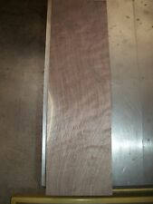 "1 Pc Walnut Lumber Wood Air Dried Board 1 3/4"" Thick 728N Carving Block Flat"