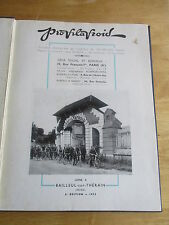 1953 PROVILAFROID TRADE CATALOGUE ENGINEERING METAL FRANCE ILLUSTRATED