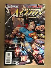 SUPERMAN ACTION COMICS #1 FIRST PRINT DC COMICS (2011) GRANT MORRISON NEW 52