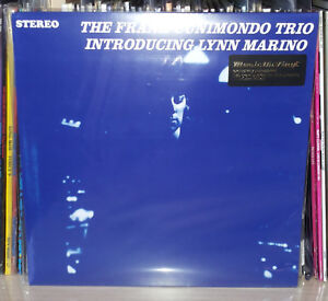 LP FRANK CUNIMONDO - INTRODUCING LYNN MARINO - MOV - MUSIC ON VINYL