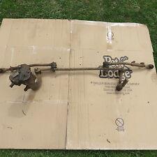 1967 68 Mustang Manual Steering set up unit 289 302 390 428