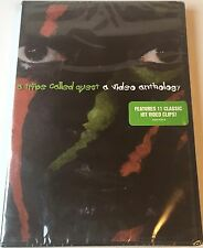 A Tribe Called Quest - The Video Anthology (DVD, 2002) Brand New! Rare!