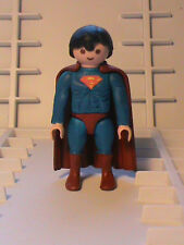 PLAYMOBIL CUSTOM SUPERMAN (SUPER HEROES) REF-0001 BIS