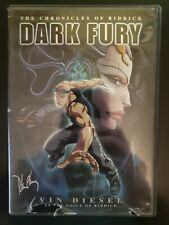 The Chronicles of Riddick: Dark Fury Dvd With Case & Cover Art Buy 2 Get 1 Free