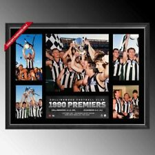 Frame 1900s Era AFL & Australian Rules Football Memorabilia
