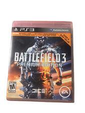 Battlefield 3: Premium Edition PS3 Completa