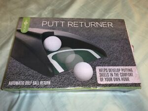 Automatic Putt Returner – New