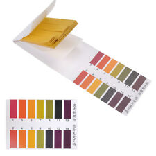 Practical 80 pH Indicator Test Strips 1-14 Paper Litmus Tester Laboratory Urine
