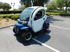 New listing 2014 Gem Golf Cart Street Legal - w/Great Upgrades