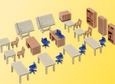 Kibri 38655 H0 Möbel für techn. Büro