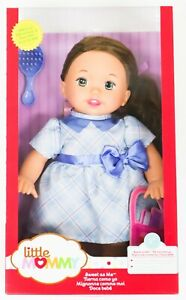 Little Mommy Sweet As Me 2+ Brushable Hair Soft Body Doll