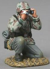 Thomas Gunn Ww2 German Ss059A Grenadier Spotter Kneeling Normandy Version Mib