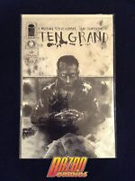 Ten Grand #1 Forbidden Planet Variant Straczynski Templesmith Image Comics