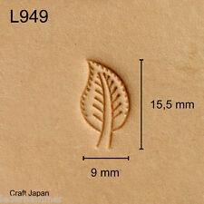 Punziereisen, Lederstempel, Punzierstempel, Leather Stamp, L949 - Craft Japan